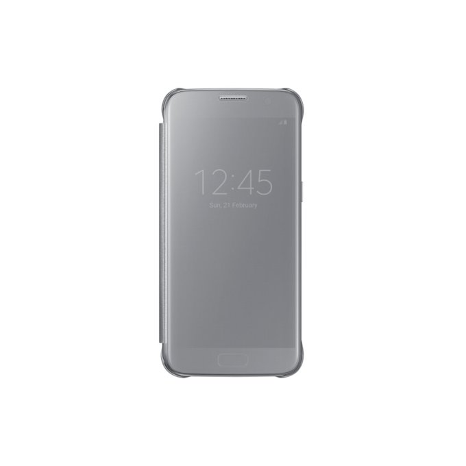 Etui Clear View Cover do Galaxy S7 edge