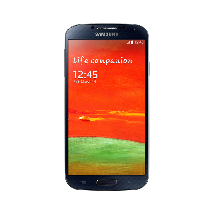 Galaxy S4 I9515 Value Edition, czarny