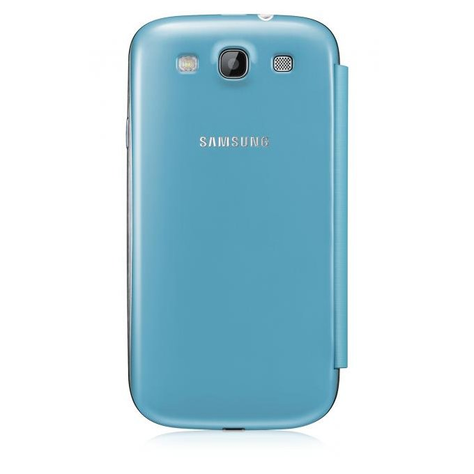 Etui do Galaxy S III Light Blue (EFC-1G6FLECSTD)