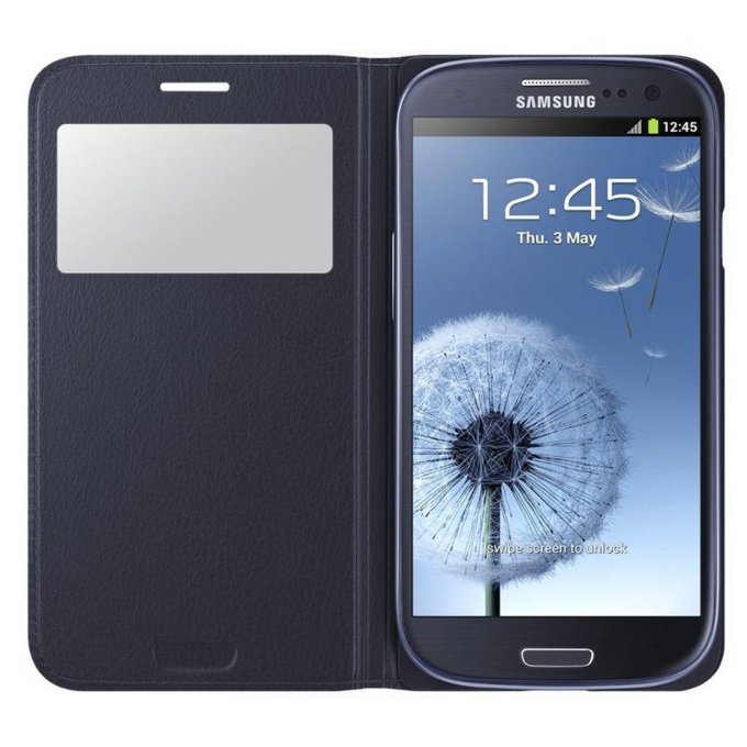 etui do Galaxy S3 Neo (EF-CI930BLEGWW)