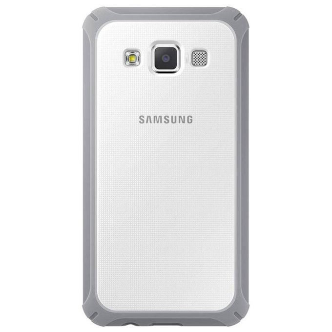 Etui Protective Cover do Galaxy A5 szare (EF-PA500BSEGWW)