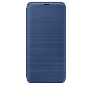 Etui LED View Cover do Galaxy S9+, niebieskie (EF-NG965PLEGWW) (168521273)