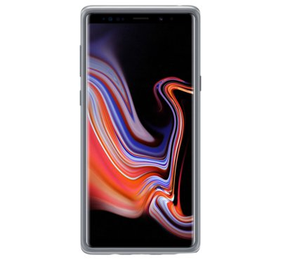 Etui Protective Standing Cover do Galaxy Note9, szare (EF-RN960CSEGWW)