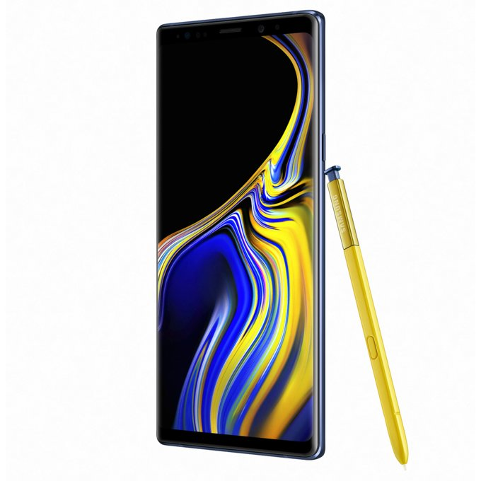 Galaxy Note9 (128 GB), Ocean Blue