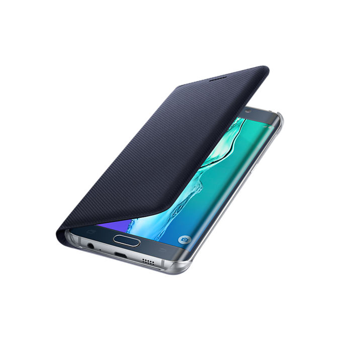 Etui Flip Wallet do Galaxy S6 edge+