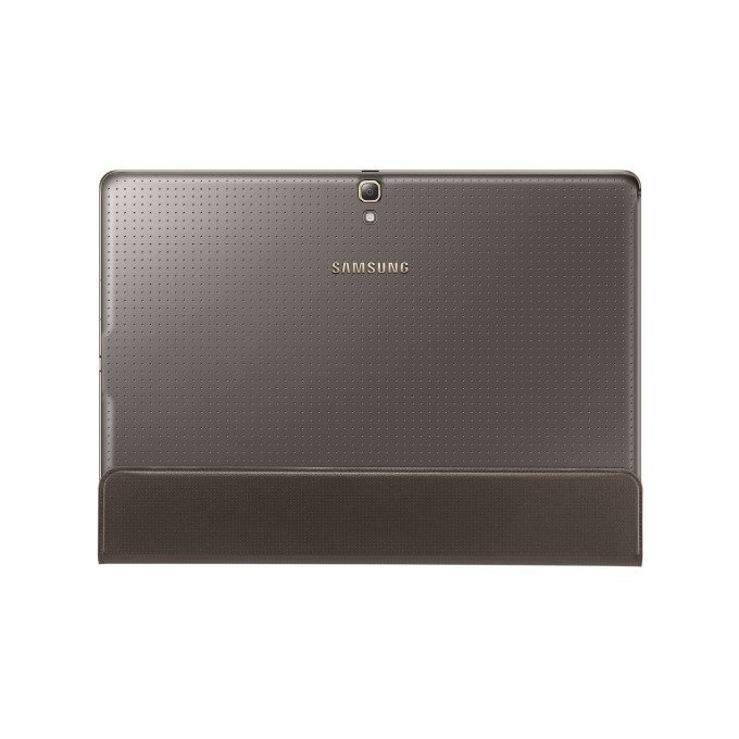 "Etui simple cover do Galaxy Tab S 10.5"", brązowe (EF-DT800BSEGWW)"