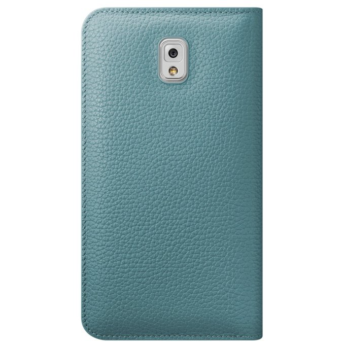 Galaxy Note 3 Mini Ourse blue lime  (EF-HN900BLEGWW)